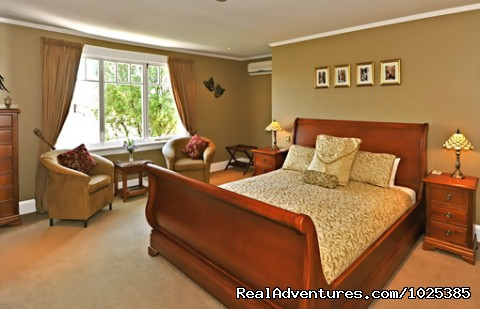 The Abel Tasman Suite - Kershaw House Boutique Accommodation
