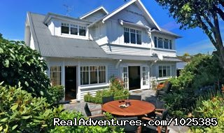 Kershaw House Boutique Accommodation Bed & Breakfasts Nelson, New Zealand