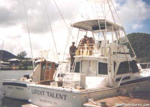 Deep Sea fishing tour | Image #15/17 | Incredible views at Apartment Espoir
