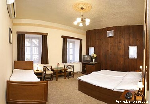Room - Hotel and Restaurant Barbora****