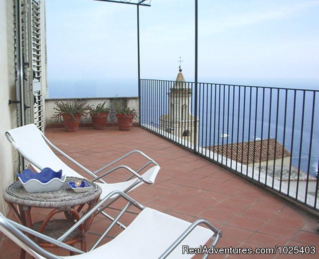 The balcony - Holiday Home in Positano, Italy