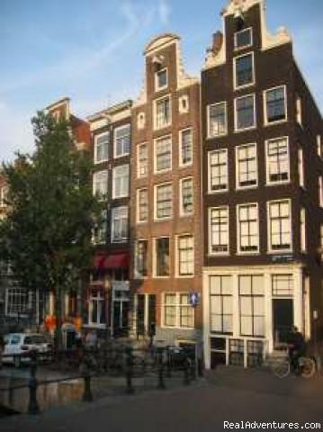 Oudezijds Voorburgwal - Simply Amsterdam Apartments