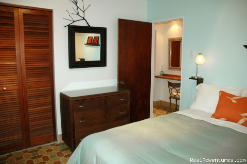 2nd BR, 2/1 'Aqua' Suite (#16 of 26) - El Prado Villas, Ocean Park, San Juan's best beach