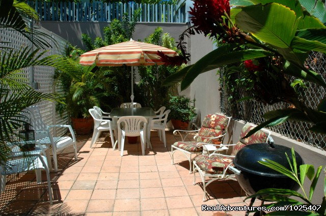 Terrace 'Garden' Suite (#8 of 26) - El Prado Villas, Ocean Park, San Juan's best beach
