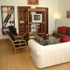 LR, 2 sofas, 2/2 'Patio' Suite