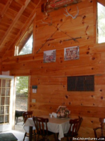 - Copperhill Country Cabins