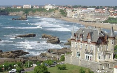 Villa Goeland Bed & Breakfast Biarritz