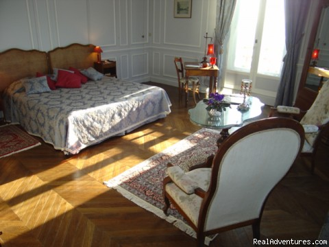Montebello room - Villa Goeland Bed & Breakfast Biarritz