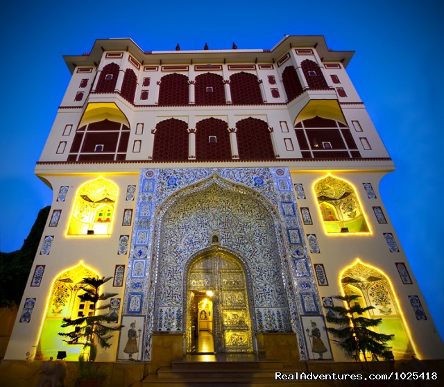 Umaid Mahal a Heritage style 3 star hotel  jaipur