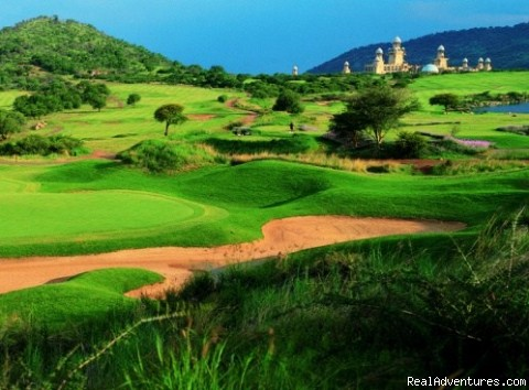 Lost City CC (#2 of 3) - Gauteng Select 9 Golf Challenge - South Africa