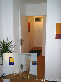 - B&B in Berlin city center west