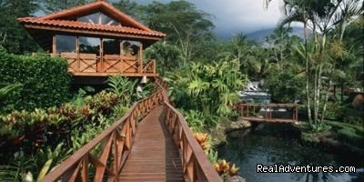 Spa at the hot springs | Image #8/19 | Bill Beard's Costa Rica 2017-18 Vacation Packages