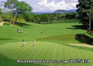 Par 71 Golf Course At Westin Resort, Costa Rica - Bill Beard's Costa Rica 2016 Vacation Packages