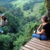 Tree Top Canopy Tour in Costa Rica