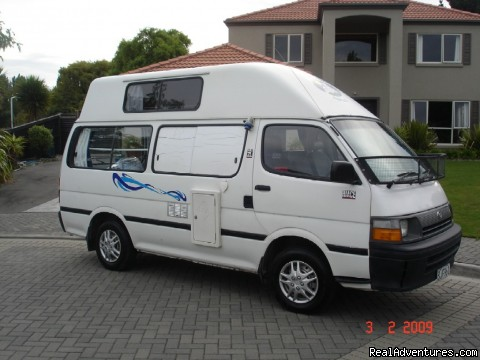 - Affordable Campervan Hire