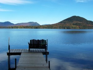 Wilderness Luxury on Moosehead Lake Vacation Rentals Greenville, Maine