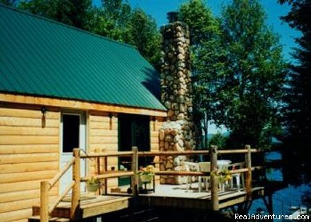Photo #2 (#4 of 18) - Wilderness Luxury on Moosehead Lake