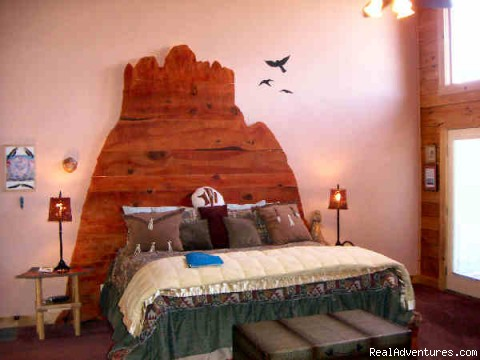 - The Sedona Dream Maker Bed and Breakfast
