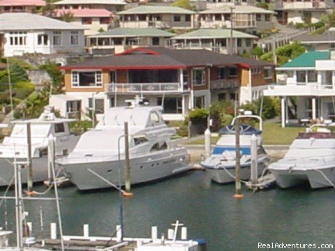 The Waterfront Apartments Picton Marina Picton, New Zealand Vacation Rentals