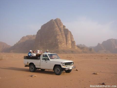 Wadi Rum - Jordan Experience Tours