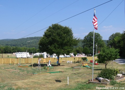 Parnell Creek RV Park Woodville, Alabama Campgrounds & RV Parks