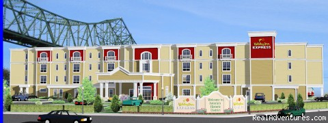 Holiday Inn Express Hotel & Suites - Astoria Astoria, Oregon Hotels & Resorts