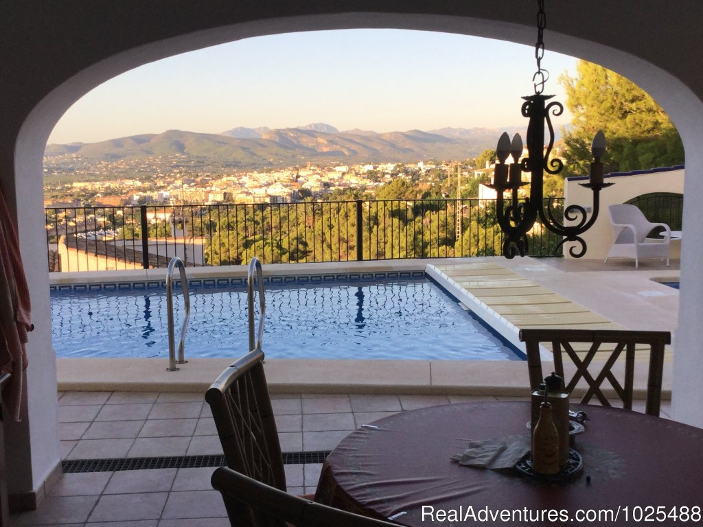 Mountainside Naya by Pool | Image #11/22 | Quinta Quince- Luxury Spanish Villa for Rent