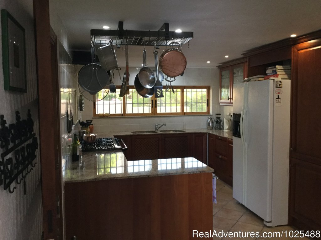 Kitchen | Image #15/22 | Quinta Quince- Luxury Spanish Villa for Rent