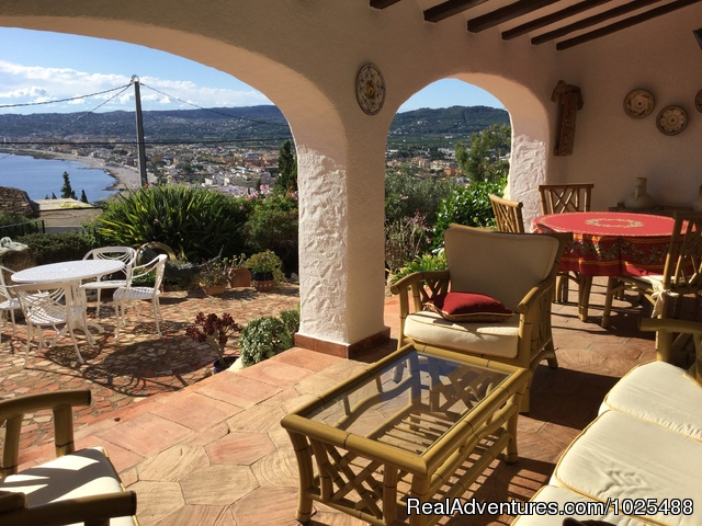 Seaside morning Naya - Quinta Quince- Luxury Spanish Villa for Rent