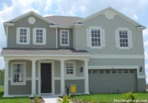 Front (#1 of 11) - Disney Villa, Kissimmee