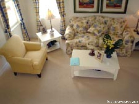 Living Room (#2 of 11) - Disney Villa, Kissimmee