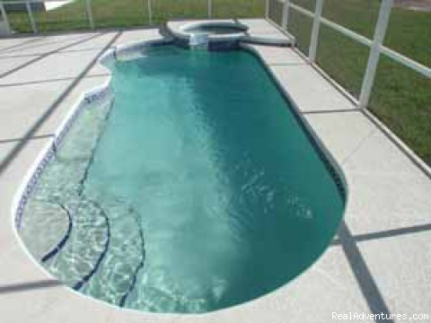 Swimming Pool (#5 of 11) - Disney Villa, Kissimmee