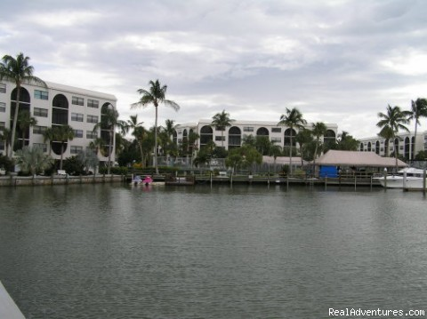 Anglers Cove Condominium Complex - Waterfront Condo with Views of Marco Bay