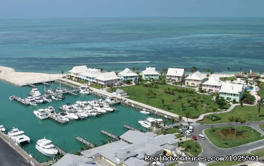 Old Bahama Bay  - Old Bahama Bay Resort & Yacht Harbour