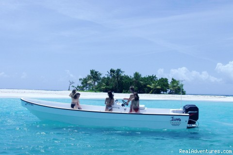 Island Cruiser Photo 2 - Puerto Rico Boat Rentals & Island Hopping