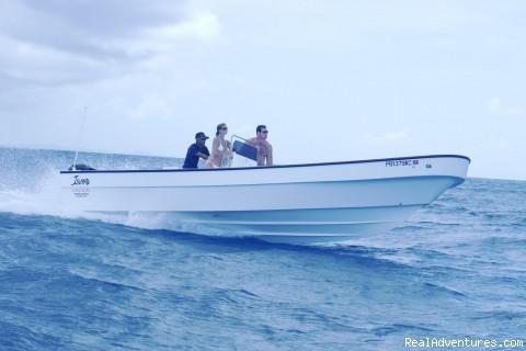 Island Cruiser Photo 3 - Puerto Rico Boat Rentals & Island Hopping