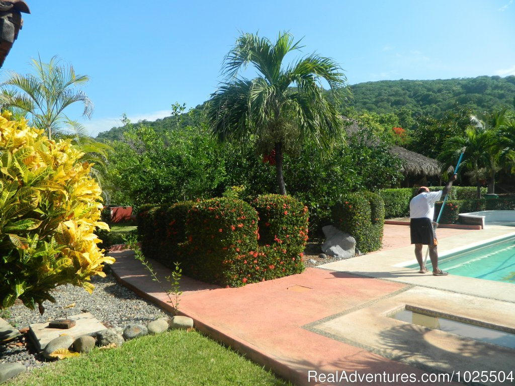 The Grounds | Image #2/23 | Casas Gregorio Vacation Rentals