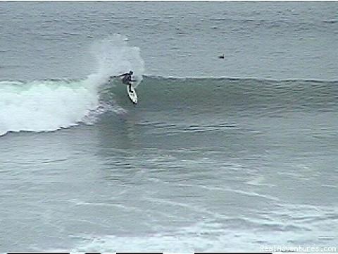 Surfing at Point Break (#8 of 26) - Casas Gregorio Vacation Rentals