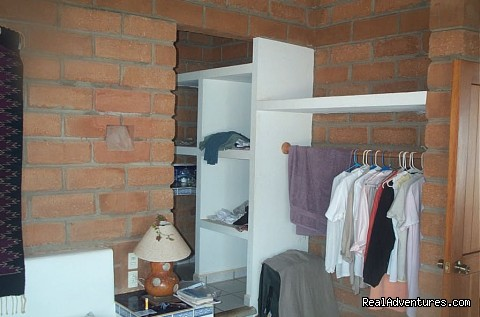 Brick Casa Bedroom - Casas Gregorio Vacation Rentals