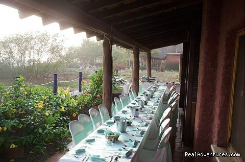 Let's Eat - Casas Gregorio Vacation Rentals