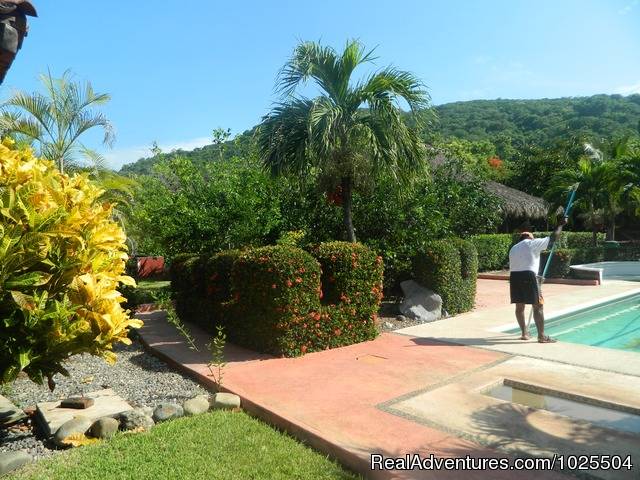 The Grounds - Casas Gregorio Vacation Rentals