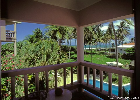 Penthouse Balcony - Best of Cabarete, Dominican Republic