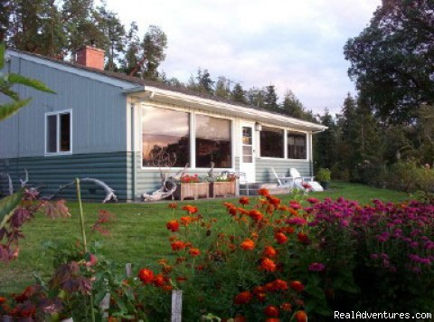 Behold the Bay Vacation Rentals Sequim, Washington