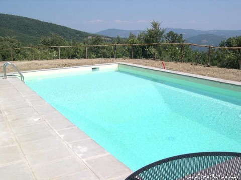 swimming pool - Il Colle