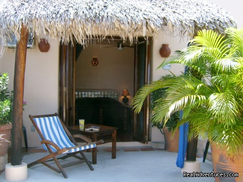 - Agua Azul la Villa B&B..Ocean views from all rooms