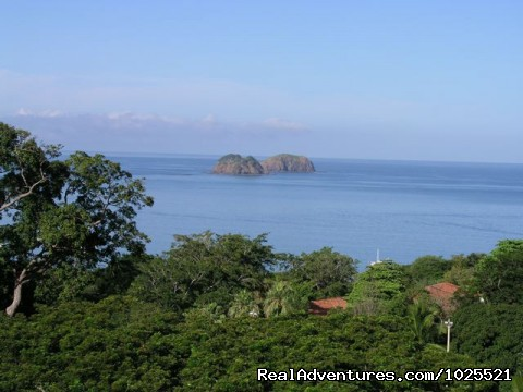 Pacific Ocean View From Restaurant - Bill Beard's Costa Rica Scuba Diving & Adventure