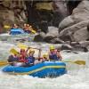 Whitewater river raftingin Costa Rica