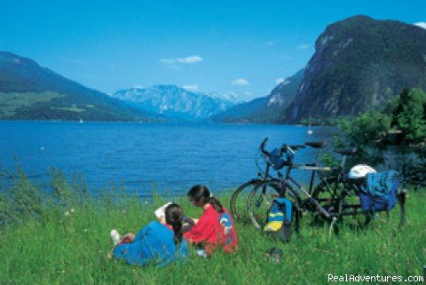 Cycling Salzburg to the 7 Austrian Lakes