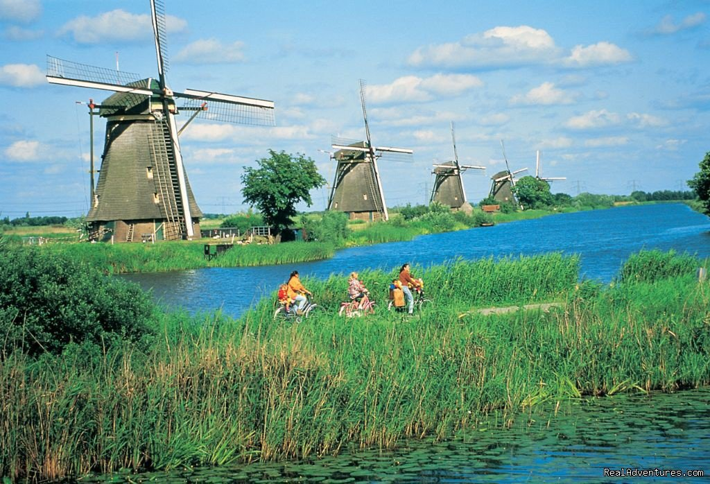 Netherlands by bike & boat | Image #8/10 | EUROCYCLE - Explore Europe by Bicycle
