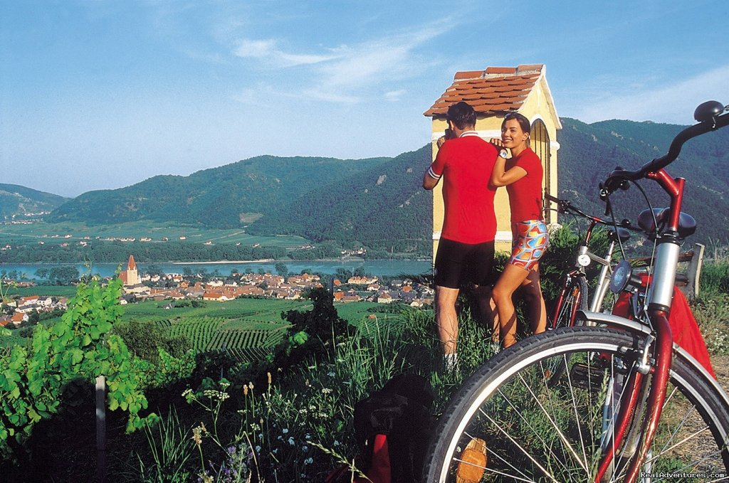 Danube Bike Trail - Austria | Image #2/10 | EUROCYCLE - Explore Europe by Bicycle